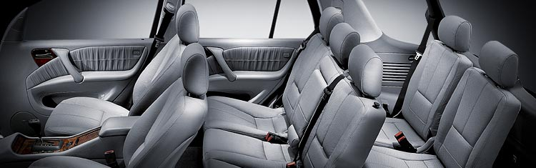 Mercedes Benz Ml Rd Row Seat